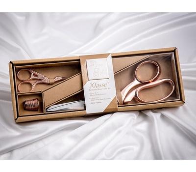 Набор премиальных ножниц в подарочной упаковке