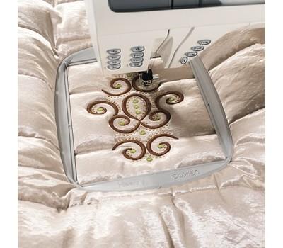 Пяльцы для толстых и тонких тканей 150х150 мм Do All Quilters Hoop