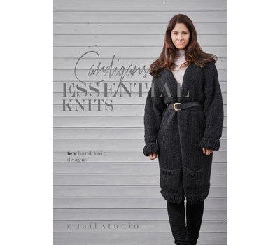 Книга Essential Knits Cardigans