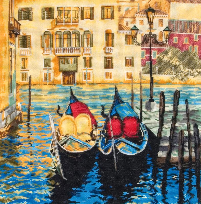 """Набор для вышивания Maia """"Venice"""" 30*30см"""
