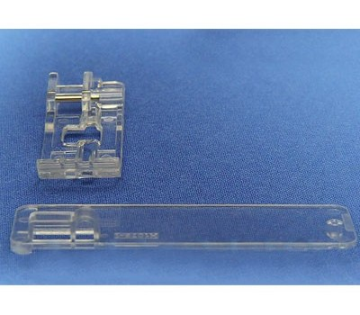 Прозрачная лапка Merrylock для вшивания шнура или канта H10793B
