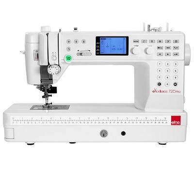Компьютерная швейная машина Elna eXcellence 720PRO