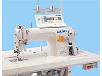 Прямострочная швейная машина с нижним транспортером JukI DDL-8700-7WB