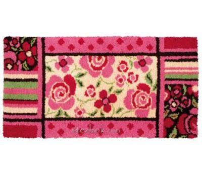 Набор - ковровая техника,137х68 см