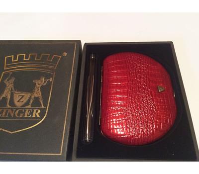Маникюрный набор Zinger MSFE -1001-1 S (9 предметов) + подарок