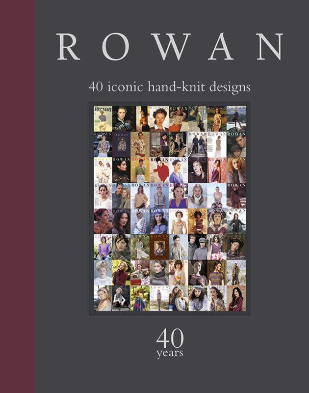 """Книга """"Rowan - 40 Years"""""""