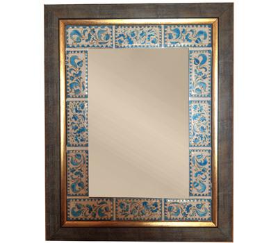 Дизайнерское зеркало ручная роспись