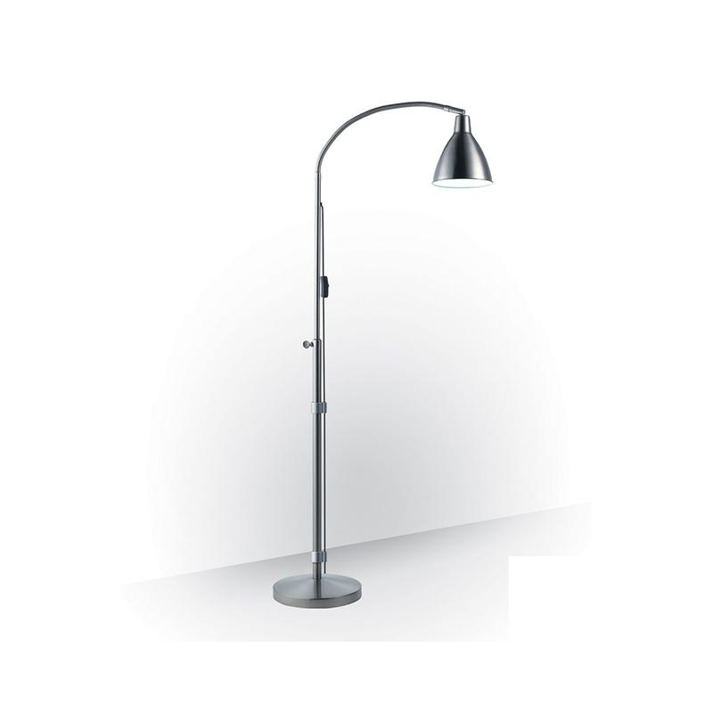 Напольная лампа E31067 в картонной упаковке на гибком держателе Daylight