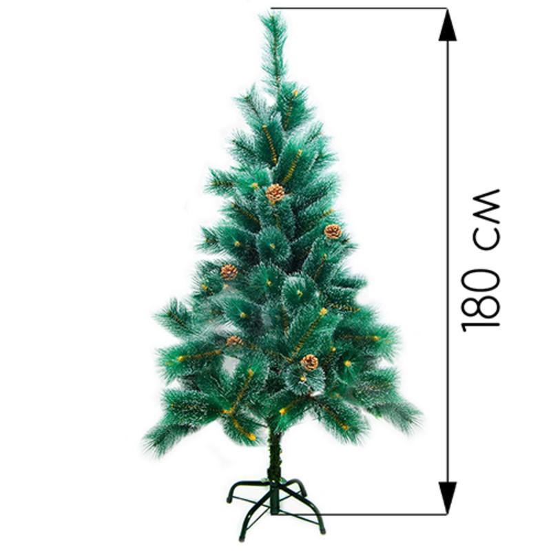 Новогодняя елка (180 см)