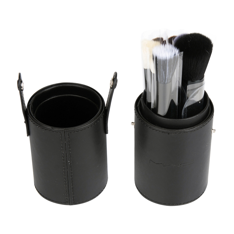 Набор кистей для макияжа Mac в футляре