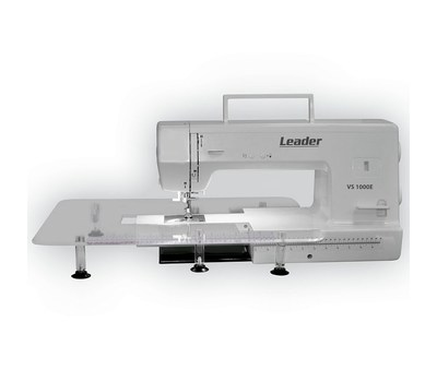 Швейная машина Leader VS 1000E со столиком в комплекте