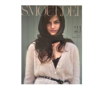 "Книга ""Smoulder"", дизайнер Kim Hargreave"