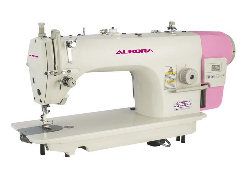Прямострочная швейная машина Aurora A-8600