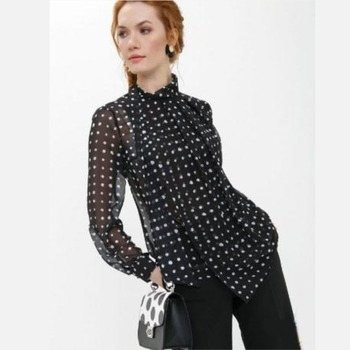 Выкройка женская блузка