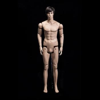 Шарнирный мужской манекен ROBO