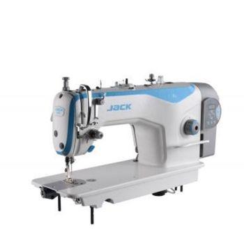 Одноигольная прямострочная промышленная швейная машина Jack JK-A2-CHZ-M (комплект)