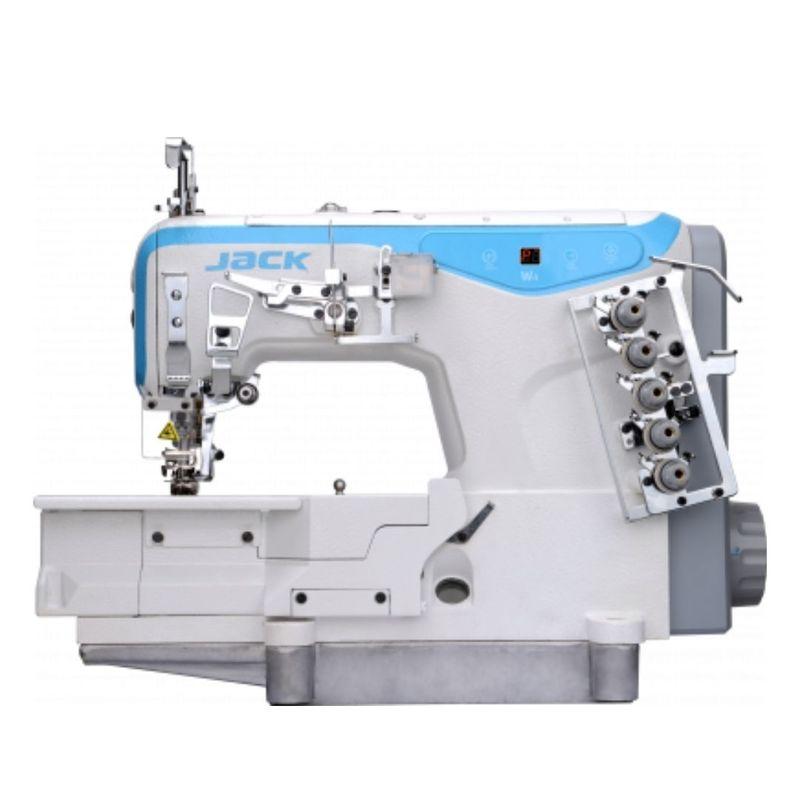 Трехигольная распошивальная швейная машина Jack W4-D-01GB (5,6 мм) (F/H) (комплект)