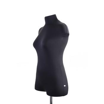 Женский манекен 48 размер (ГОСТ) черный