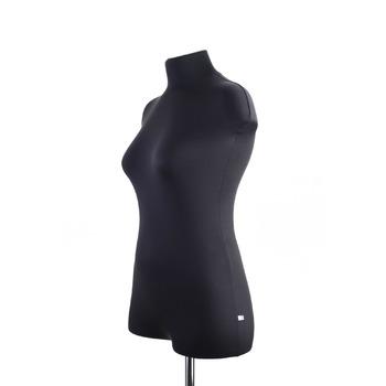 Женский манекен 50 размер (ГОСТ) черный