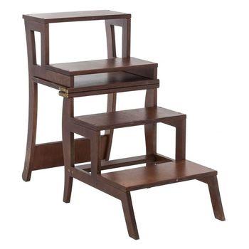 Стул- лестница Селена средне-коричневый