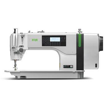 Одноигольная прмямострочная швейная машина ZOJE A8100-D4-W/02 (комплект)