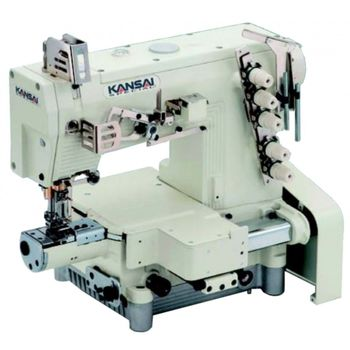 Промышленная швейная машина Kansai Special WX-8803D-UF/UTC-E 7/32(5.6) (+серводвигатель I90M-4-98)