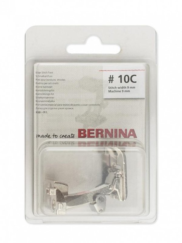 Лапка №10C узкокромочная 9 мм Bernina