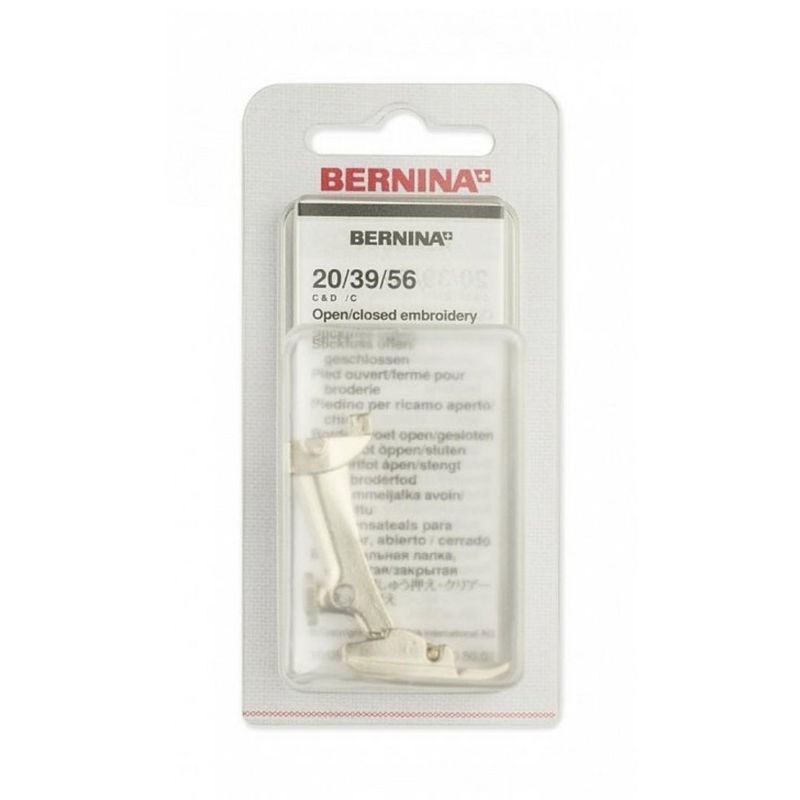 Лапка для шв. маш. №20 Открытая вышивальная Bernina