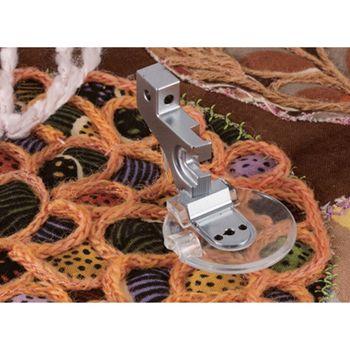 Лапка для шв. маш. F073 для стежки и пришивания шнура