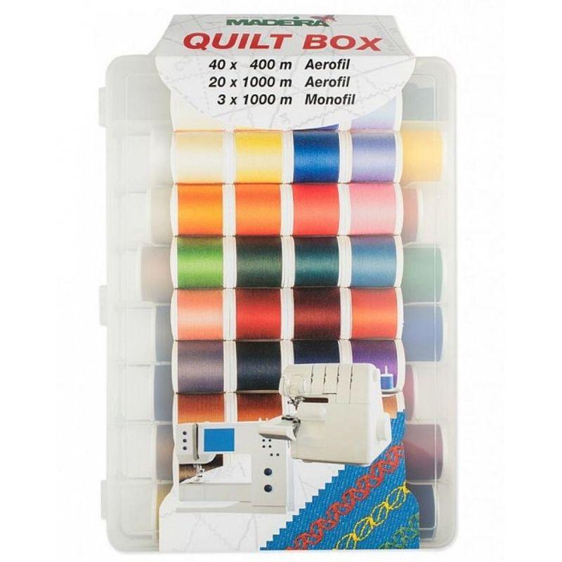 Набор Aerofil №120 Quilt Box