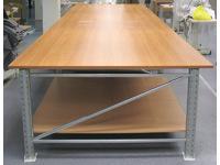 Раскройный стол БАРОХА длина 2000 мм х 1600 мм