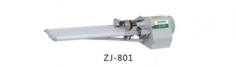 Машина для нарезки бейки ZOJE ZJ-801, одноручьевая. Настольного типа (стол и фрикционый мотор в комплекте)