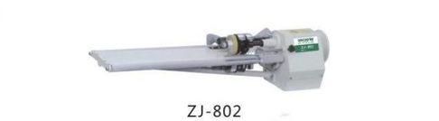 Машина для нарезки бейки ZOJE ZJ-802, одноручьевая. Настольного типа (стол и фрикционый мотор в комплекте)