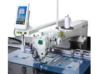 Автоматическая машина с пневматическим зажимом ZOJE ZJ AM-5775-BH-RK-800