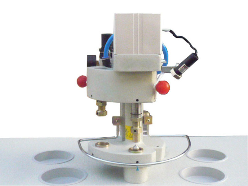 Пневматический пресс для установки фурнитуры Aurora J-92-A