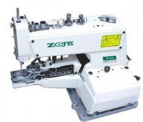 Пуговичная машина цепного стежка со встроенным сервоприводом в голову ZOJE ZJ1377