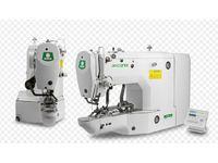 Электронная автоматическая пуговичная швейная машина ZOJE ZJ1903D-301