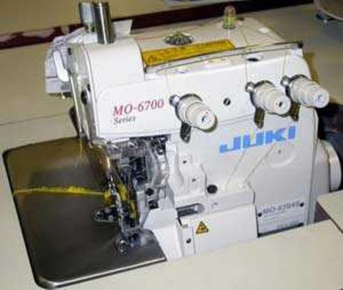 Оверлок промышленный  JUKI 6704S- 0A4-150