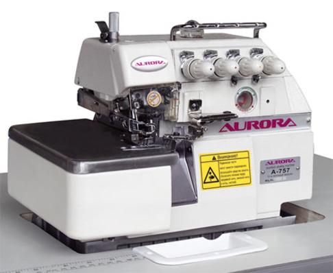 Оверлок промышленный Aurora  A-757