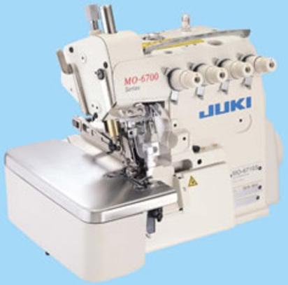 Оверлок промышленный Juki 6704S-OE4-40H