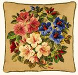Наборы для вышивания подушки